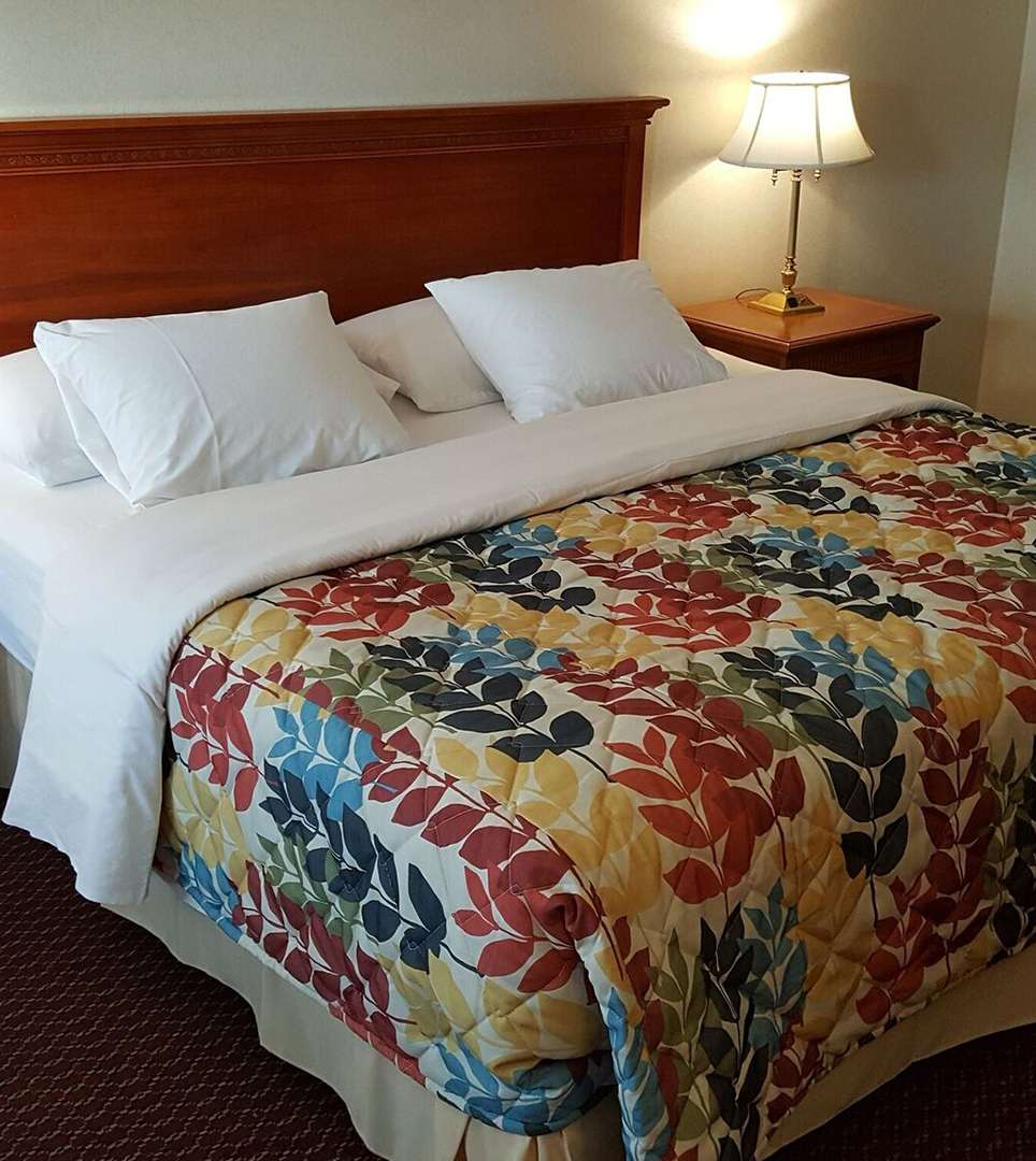 IDEAL GUEST ROOMS FOR A SANTA CRUZ GETAWAYWELL-APPOINTED, COMFORTABLE, & CLEAN
