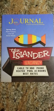 Welcome To The Islander Motel - Journal Logo